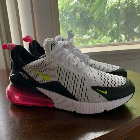 Nike Shoes | Womens Air Max 270 Black